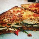 Middehavs sandwich