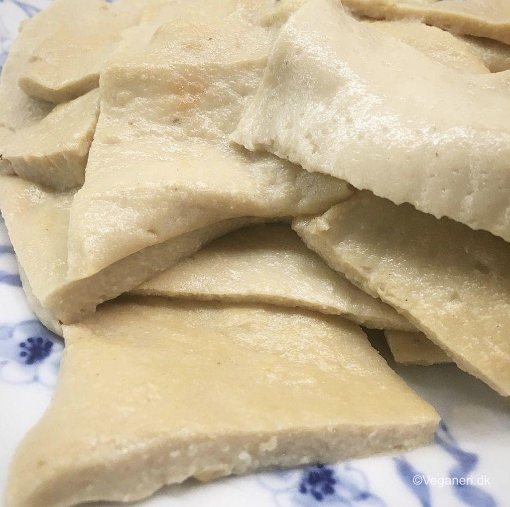 Hjemmelavet Vegansk Mozzarella